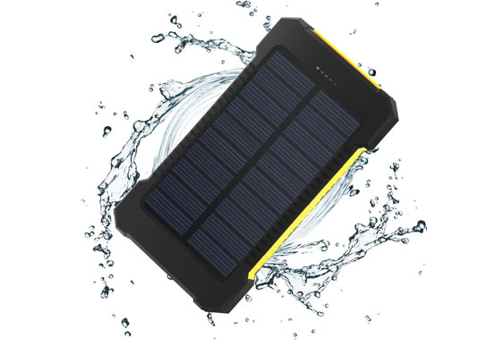 Solar Power Bank 10000mAh ES-P15