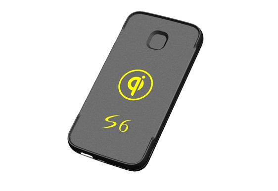 6000mAh qi wireless power bank ES1116